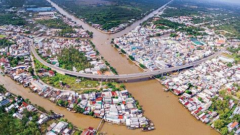 """Đón sóng đầu tư – bất động sản Tỉnh Hậu Giang được """"đánh thức"""""""